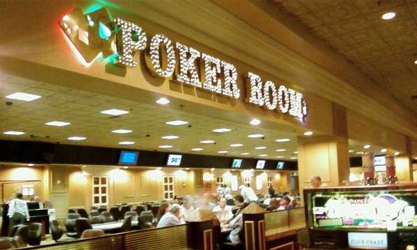 smoke free poker rooms las vegas