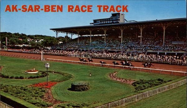 Ak-Sar-Ben Race Track Omaha